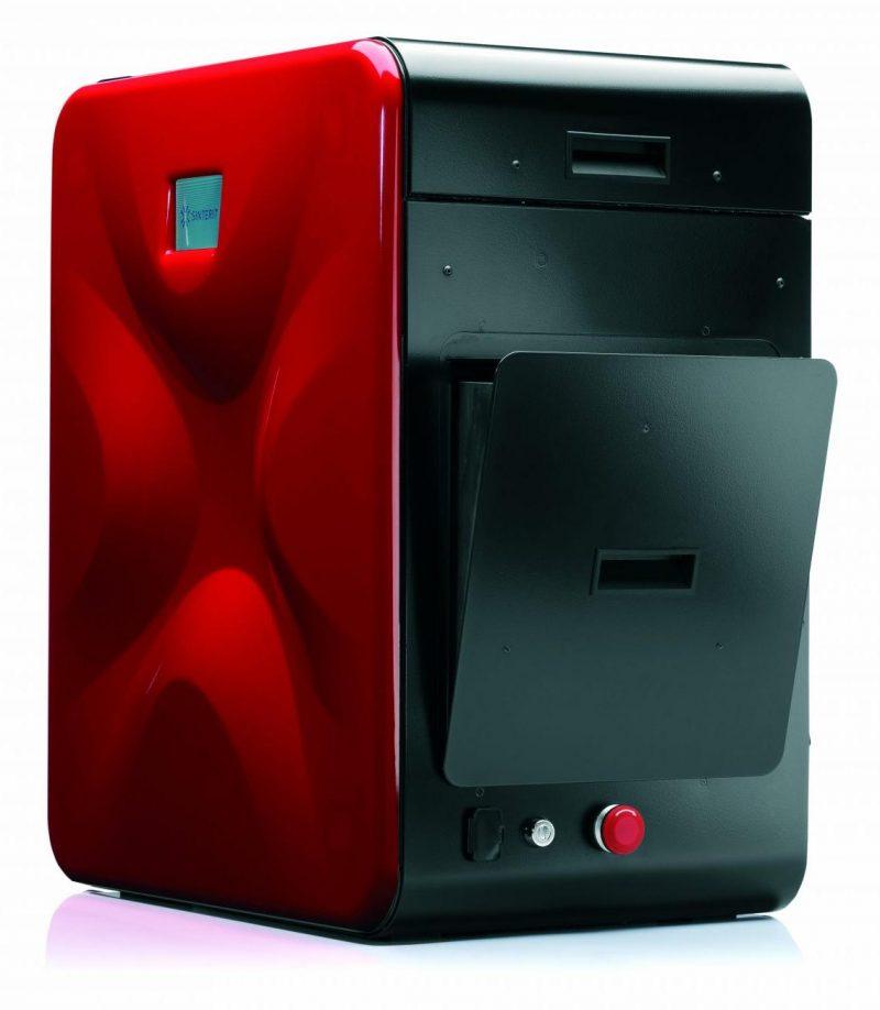 Фото 3D принтера Sinterit Lisa Set 2