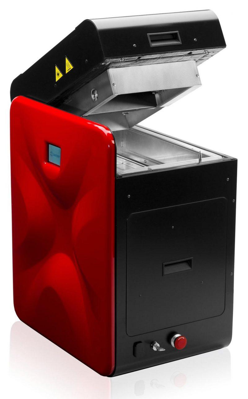 Фото 3D принтера Sinterit Lisa Set 3