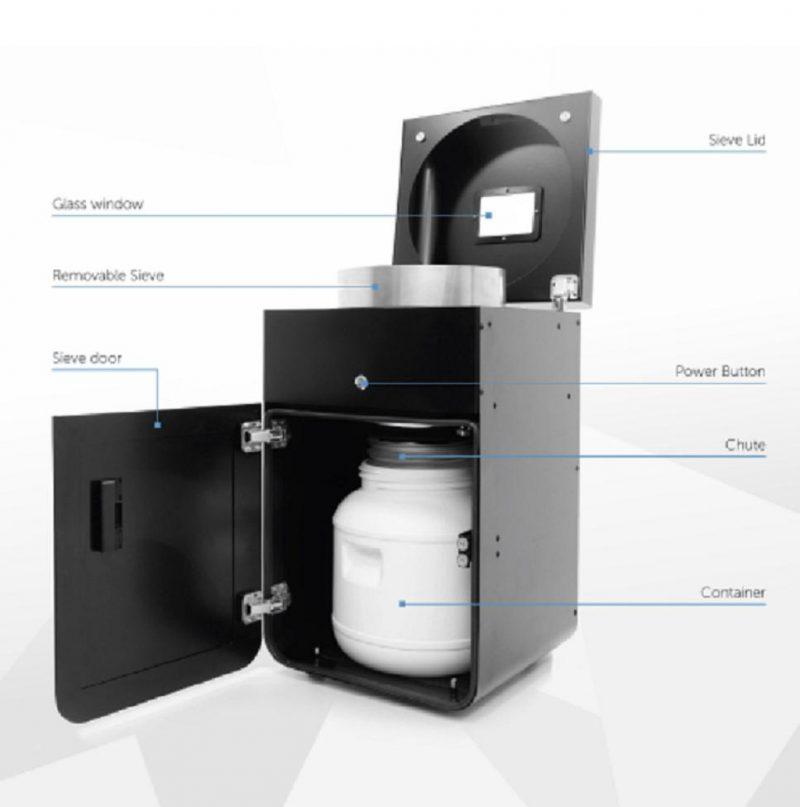 Фото 3D принтера Sinterit Lisa Set 8