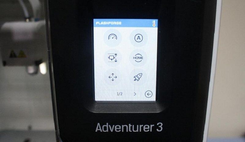 Фото 3D принтера Flashforge Adventurer 3 9