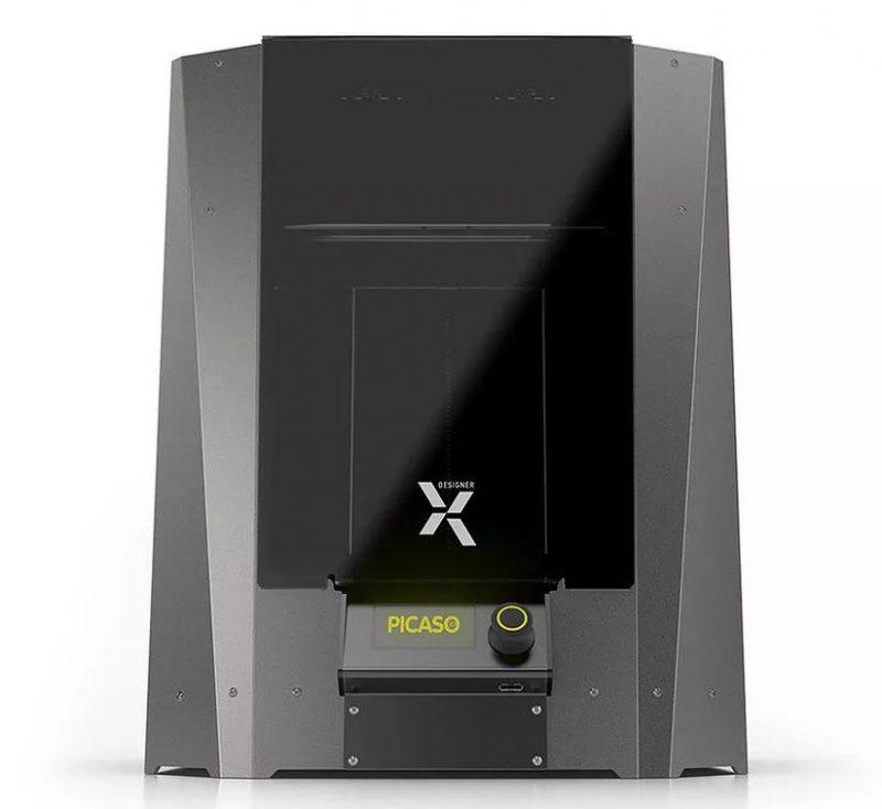 Фото 3D принтера Picaso 3D Designer X 1