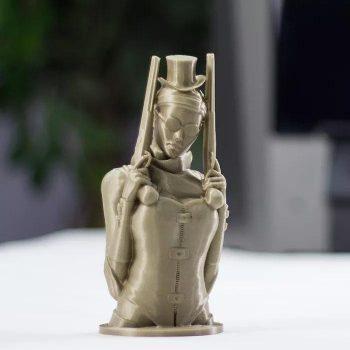 Изображение модели, напечатанной на 3D принтере Picaso 3D Designer X (3)