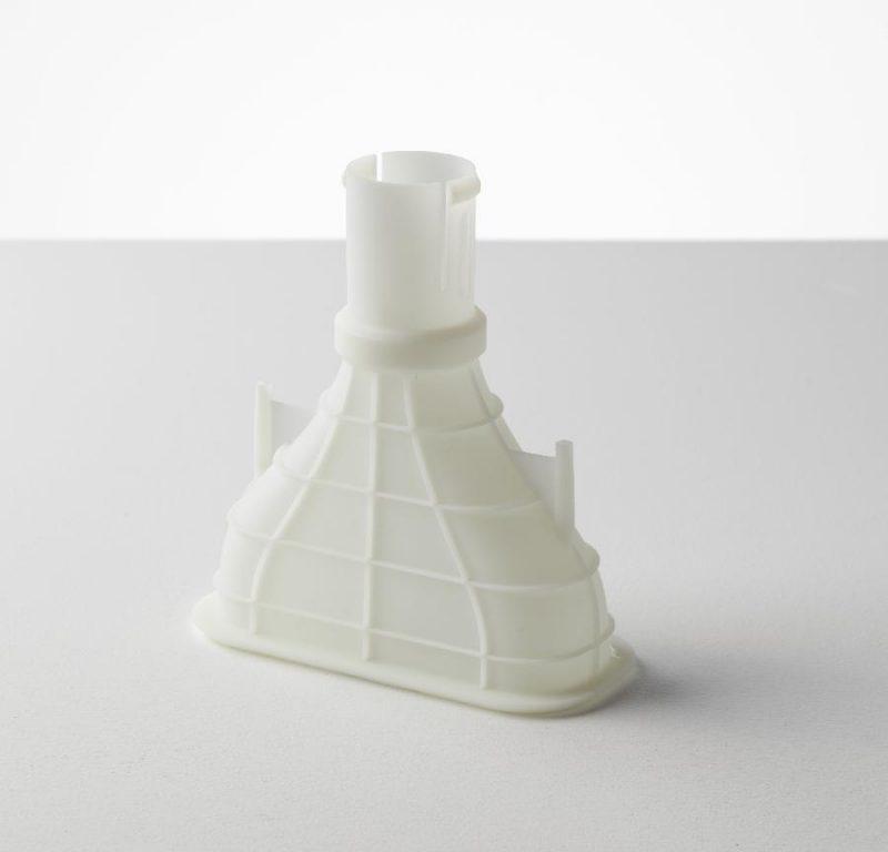 Изображение модели, напечатанной фотополимером Formlabs Rigid Resin 1л (2)