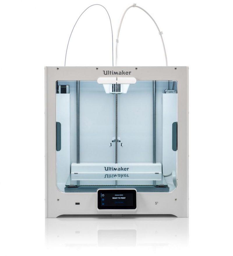 Фото 3D принтера Ultimaker S5 1