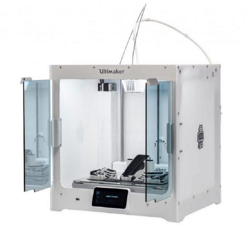 Фото 3D принтера Ultimaker S5 3