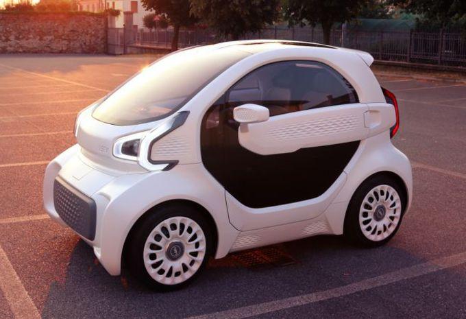 Фотоlsev печать автомобиля на 3д принтере