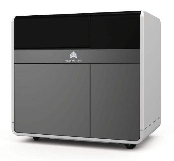 Фото 3D принтера 3D Systems Projet MJP 2500 1