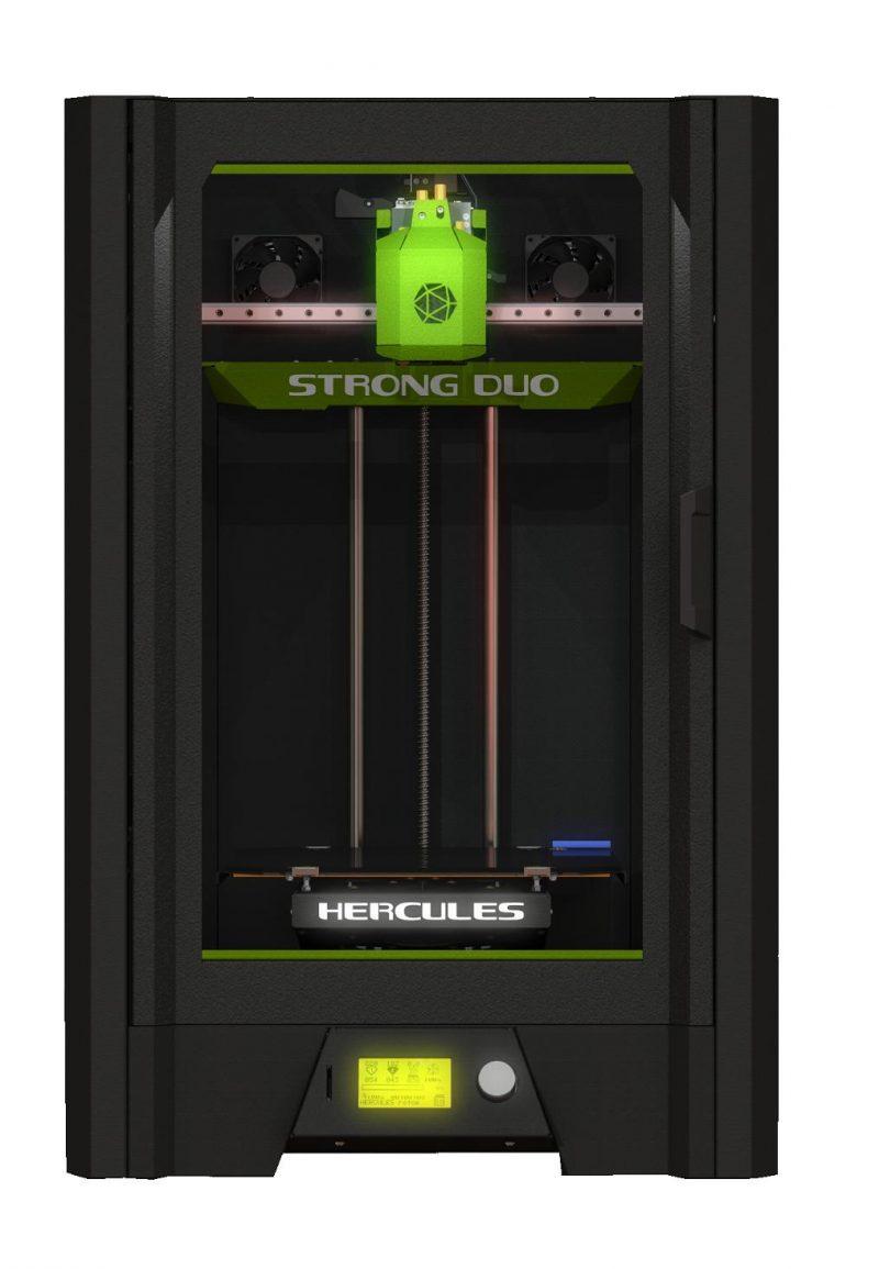 Фото 3D принтера Imprinta Hercules Strong Duo 1