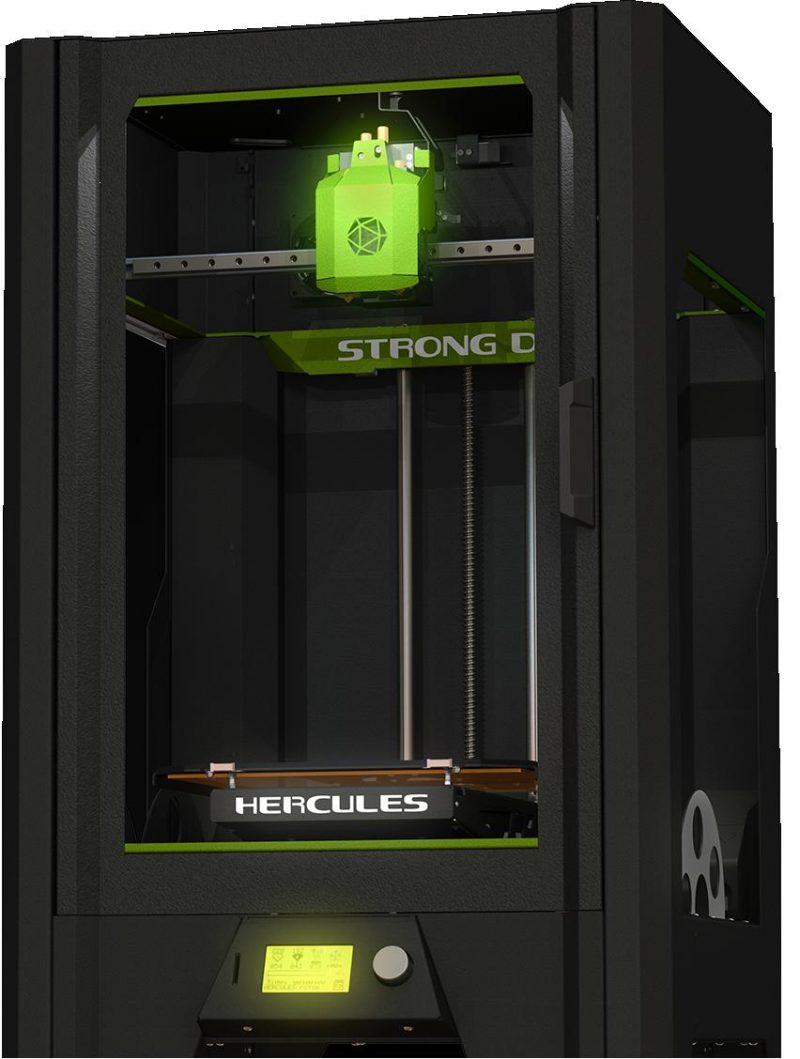 Фото 3D принтера Imprinta Hercules Strong Duo 2