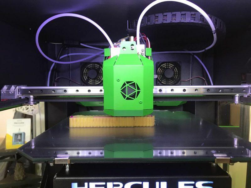 Фото 3D принтера Imprinta Hercules Strong Duo 4