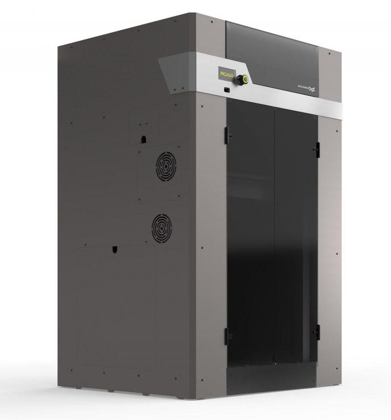Фото 3D принтера Picaso 3D Designer XL 2