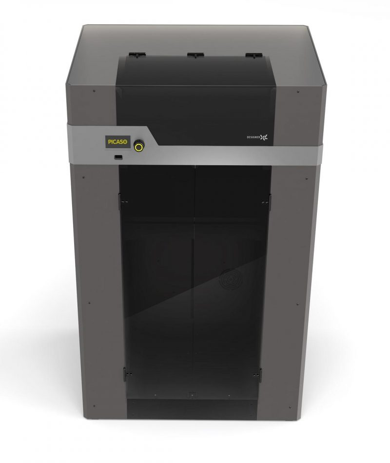 Фото 3D принтера Picaso 3D Designer XL 4