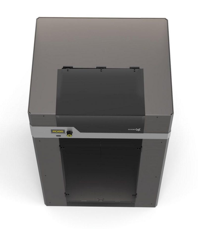 Фото 3D принтера Picaso 3D Designer XL 5