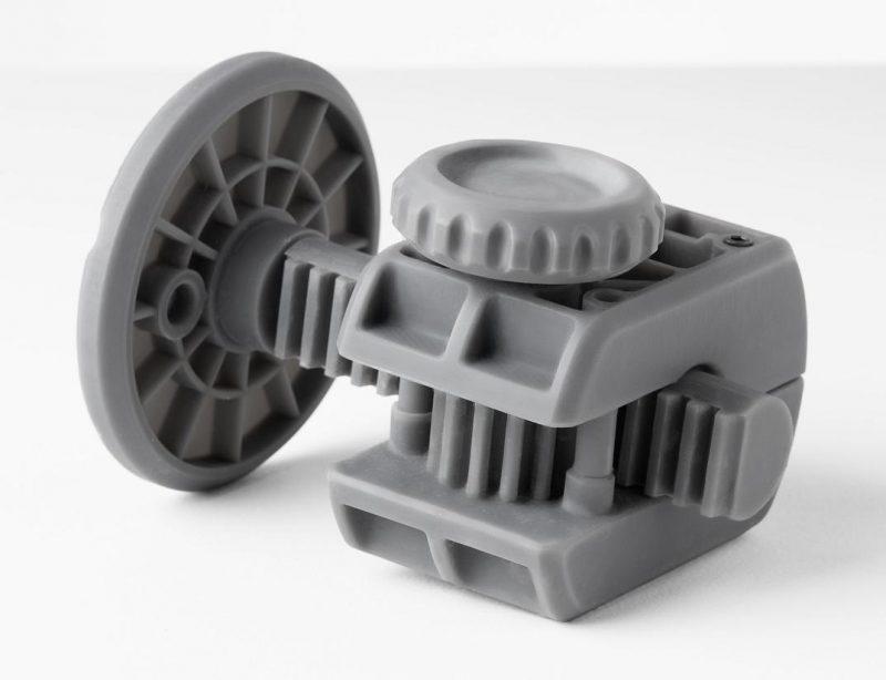 Изображение модели, напечатанной фотополимером Formlabs Grey Pro Resin (1)