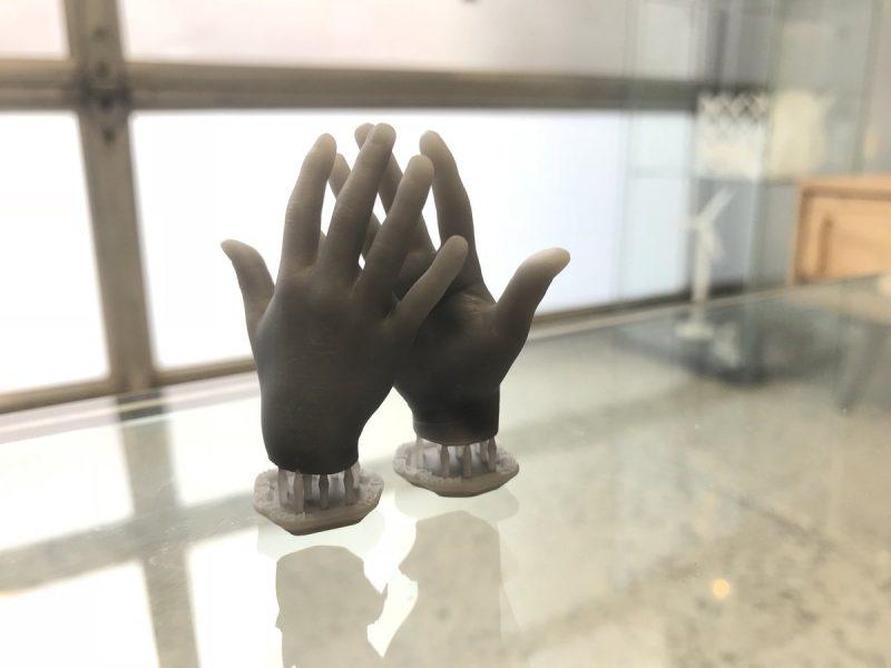 Изображение модели, напечатанной фотополимером Formlabs Grey Pro Resin (3)