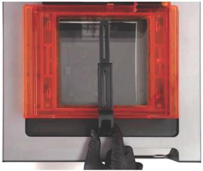 Фото лопатки для перемешивания фотополимера Formlabs Form2