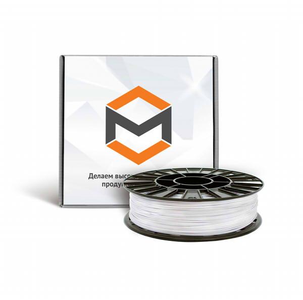 Фото PLA пластика 1,75 мм 3DMall белый