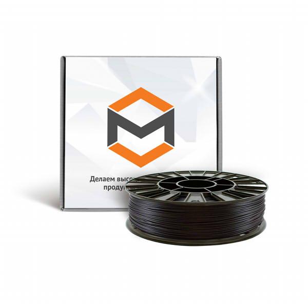 Фото PLA пластика 1,75 мм 3DMall черный