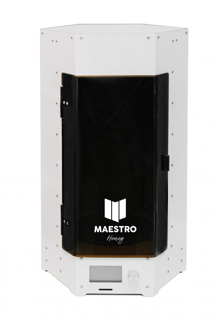 Фото 3D принтера Шоу-Дизайн Maestro Honey