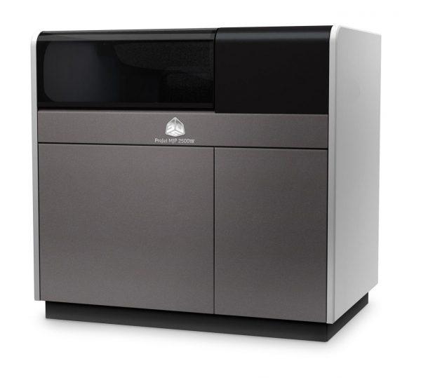 Фото 3D принтера 3D Systems Projet MJP 2500W