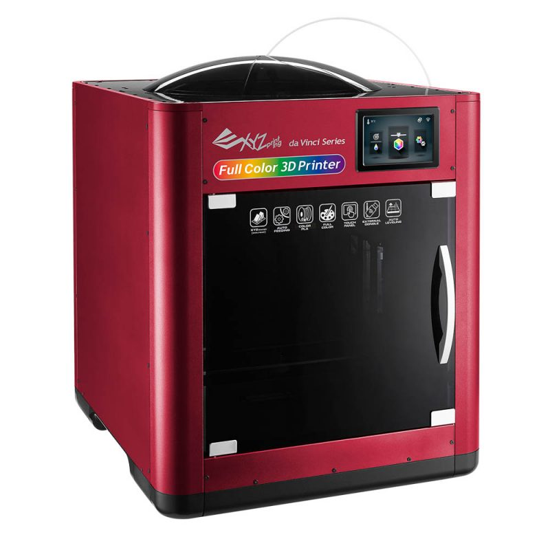 Фото 3D принтера XYZprinting da Vinci Color 1