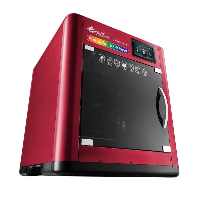 Фото 3D принтера XYZprinting da Vinci Color 2