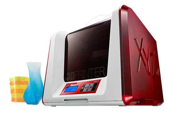 Фото 3D принтера XYZprinting Da Vinci Junior 2.0 Mix 3