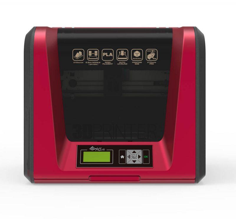 Фото 3D принтера XYZPrinting da Vinci Junior Pro (2 power cord) 1