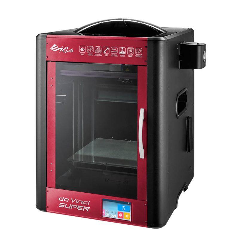 Фото 3D принтера XYZprinting da Vinci Super 1