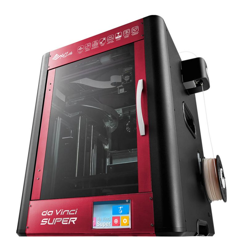 Фото 3D принтера XYZprinting da Vinci Super 2