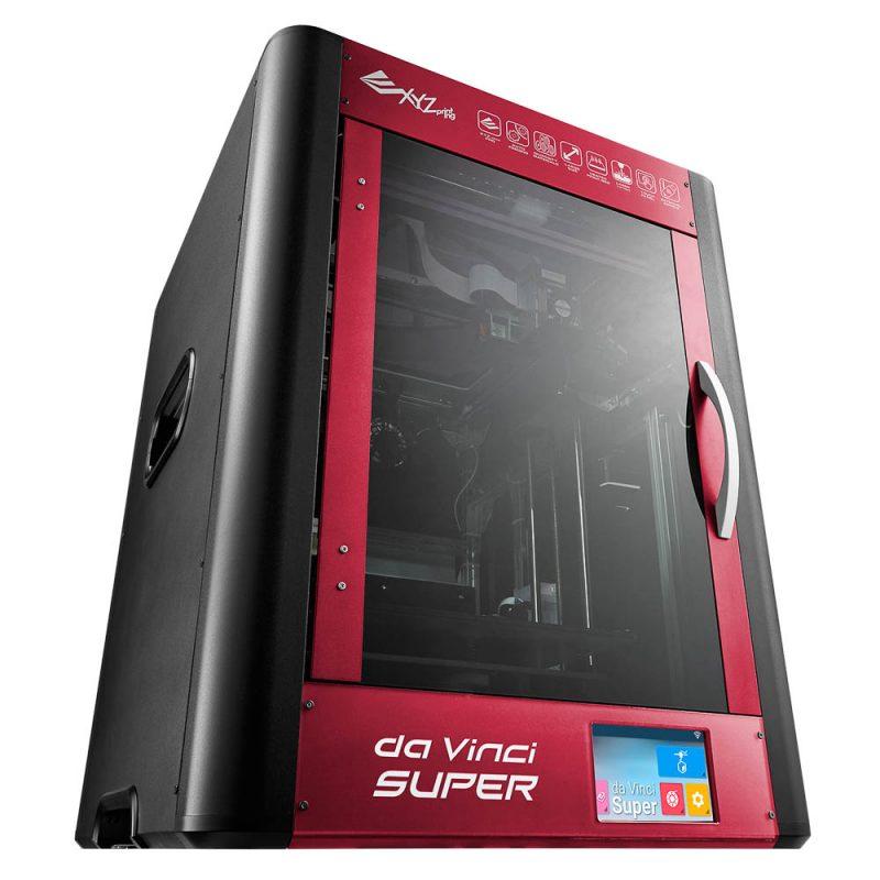 Фото 3D принтера XYZprinting da Vinci Super 3