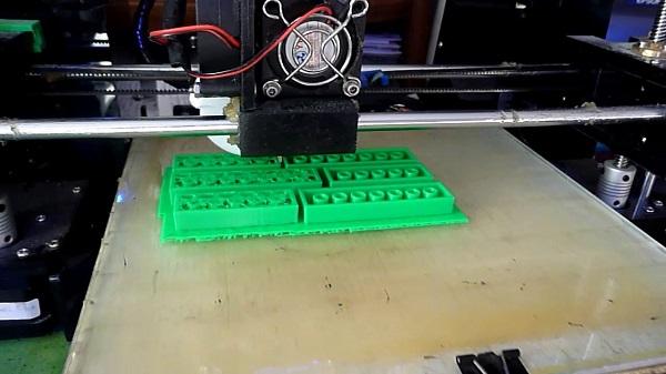 фото Печать деталей LEGO на 3D принтере 2