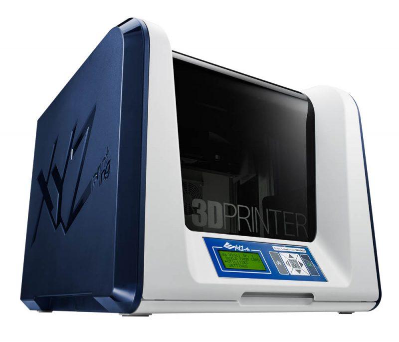 Фото 3D принтера XYZPrinting da Vinci Junior 3 in 1 1