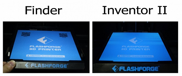 Обзор Flashforge Finder vs Flashforge Inventor II 3