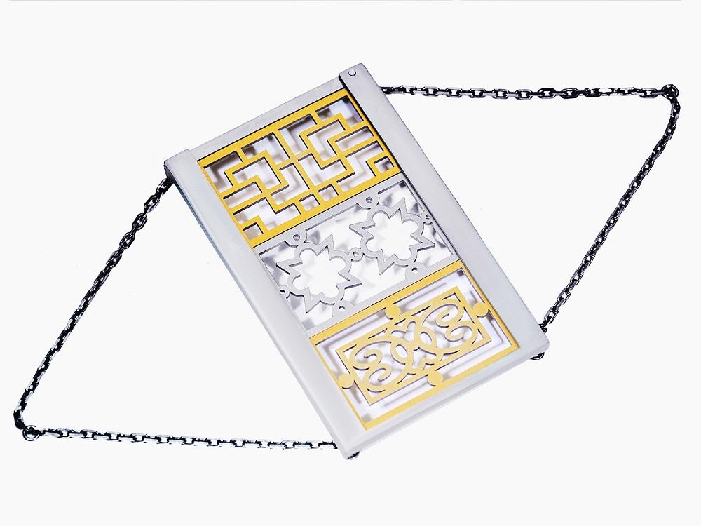 фото Коллекция ювелирных украшений, напечатанная на 3D-принтере 5