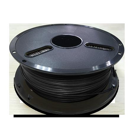 Фото нити для 3D принтера ABS-пластик Raise3D Premium, 1.75 мм, 1 кг, черный