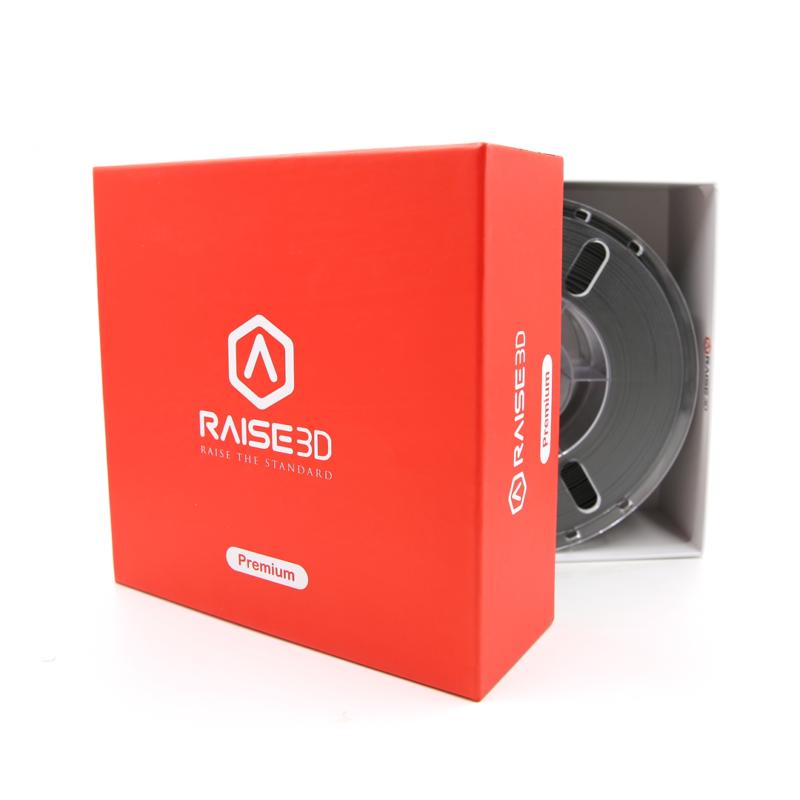 Фото нити для 3D принтера PLA-пластик Raise3D Premium, 1.75 мм, 1 кг,