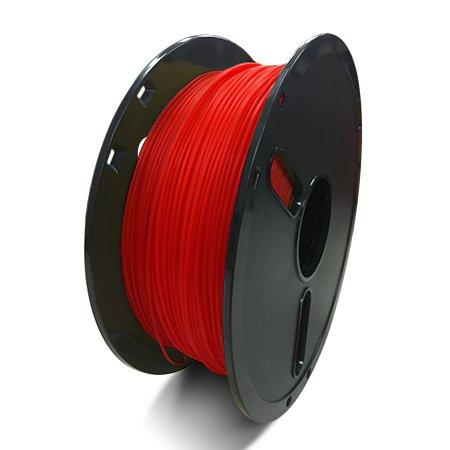 Фото нити для 3D принтера PLA-пластик Raise3D Premium, 1.75 мм, 1 кг, красный