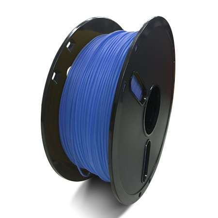 Фото нити для 3D принтера PLA-пластик Raise3D Premium, 1.75 мм, 1 кг, синий