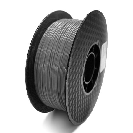 Фото нити для 3D принтера PLA-пластик Raise3D Standard, 1.75 мм, 1 кг, серый