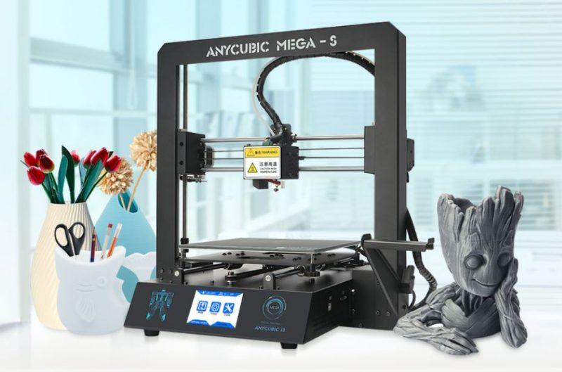 Фото 3D принтера Anycubic Mega-S 1