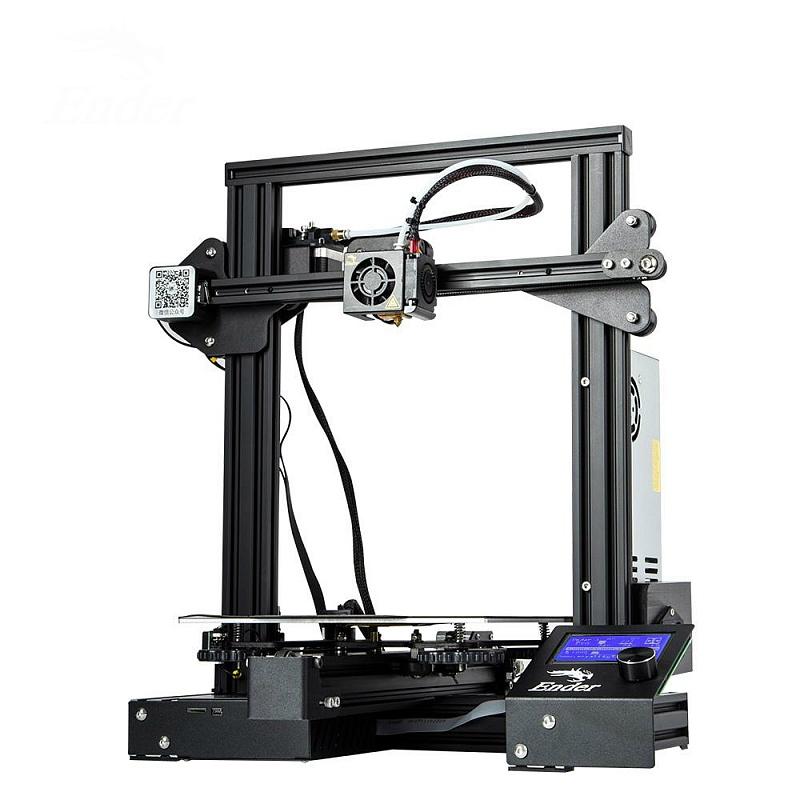 Фото 3D принтера Ender-3S от CREALITY3D 3