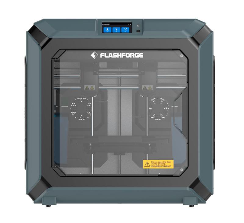 Фото 3D принтера FlashForge Creator 3 1