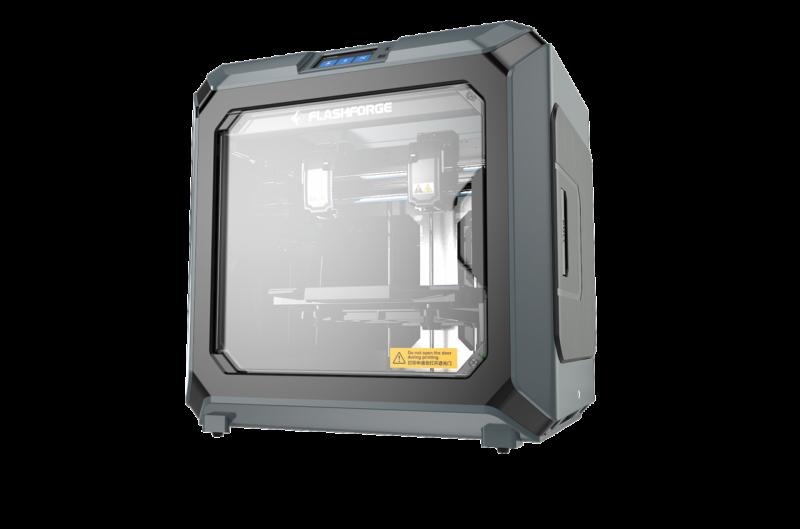 Фото 3D принтера FlashForge Creator 3 3