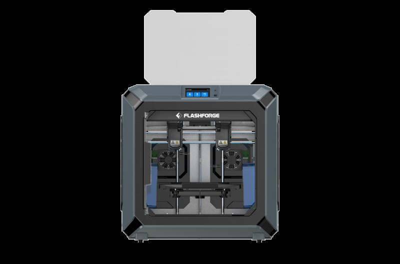Фото 3D принтера FlashForge Creator 3 6