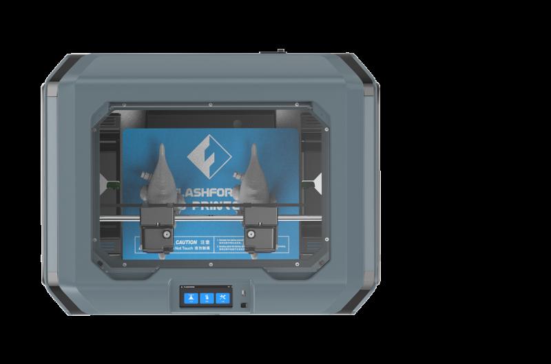 Фото 3D принтера FlashForge Creator 3 7