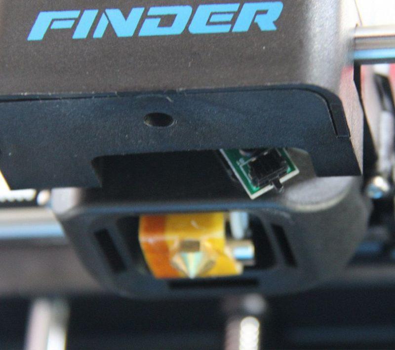 Фото 3D принтера FlashForge Finder 10