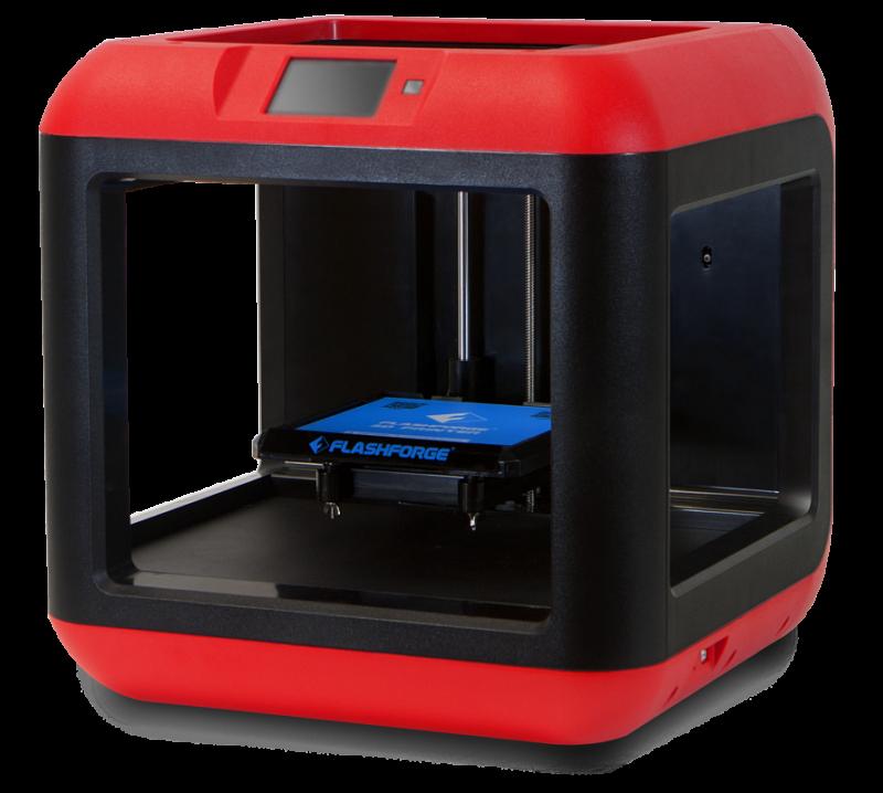 Фото 3D принтера FlashForge Finder 3
