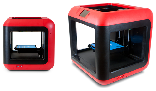 Фото 3D принтера FlashForge Finder 7