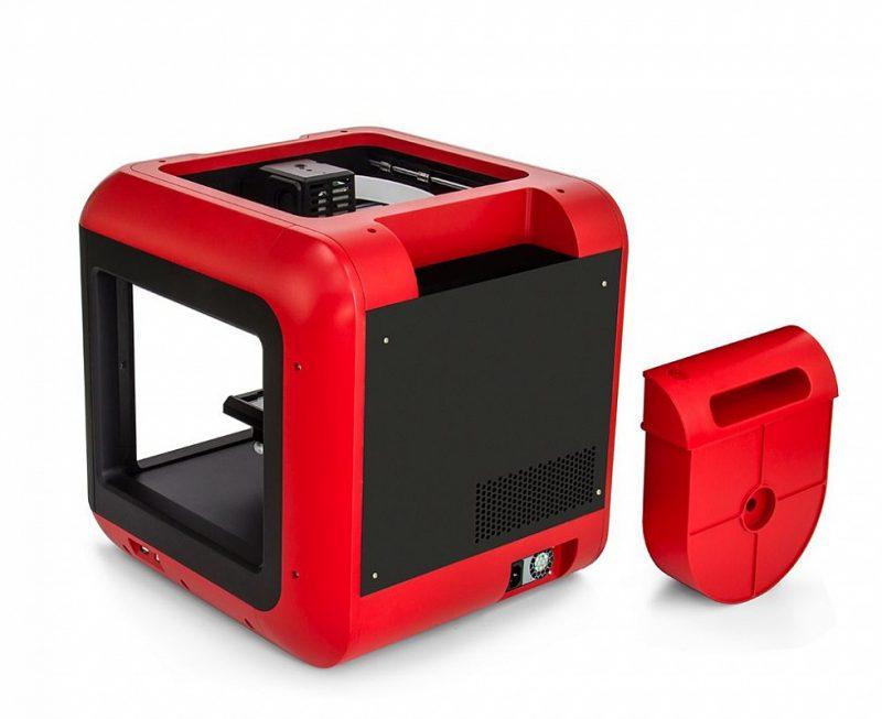 Фото 3D принтера FlashForge Finder 8